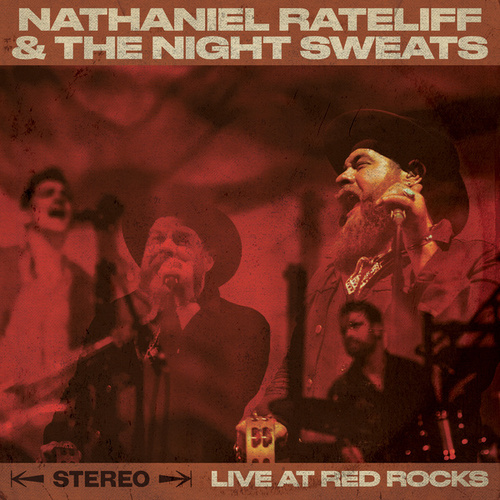 Live At Red Rocks by Nathaniel Rateliff & The Night Sweats