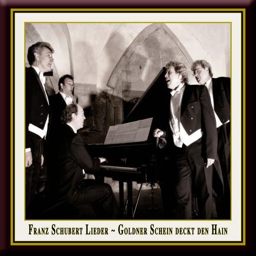 Franz Schubert - Lieder - Goldner Schein Deckt Den Hain by Cornelius Hauptmann