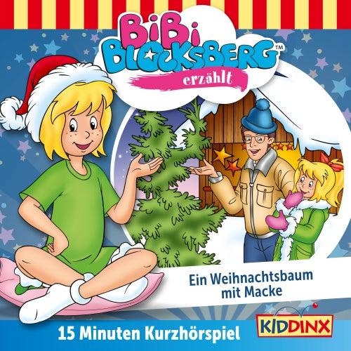 Kurzhörspiel - Bibi erzählt: Ein Weihnachtsbaum mit Macke von Bibi Blocksberg