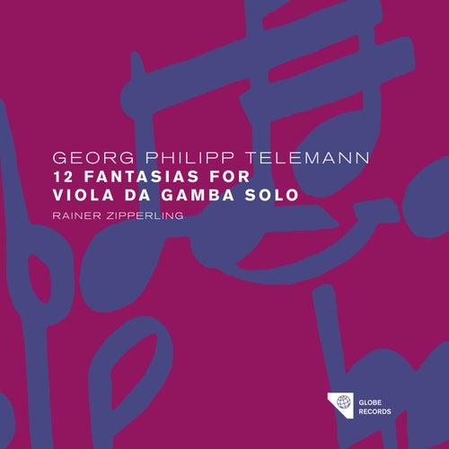 Telemann: The Solo Fantasias Vol. 1 de Rainer Zipperling