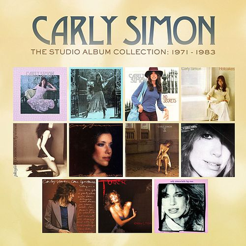 The Studio Album Collection 1971-1983 di Carly Simon