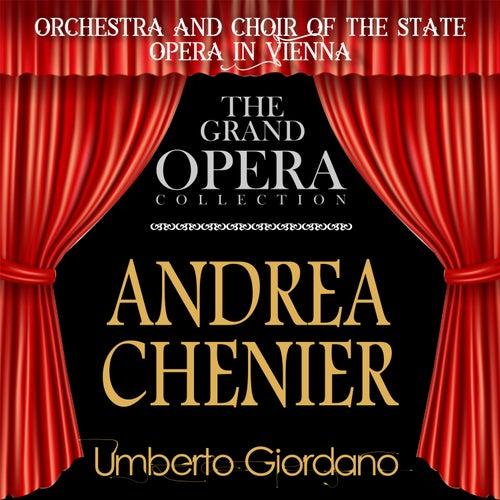 Andrea Chenier (feat. Franco Corelli,Ettore Bastianini,Kostas Paskalis) de Renata Tebaldi