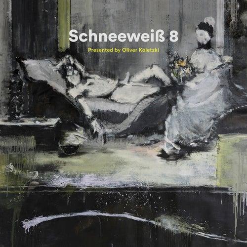 Schneeweiß 8: Presented by Oliver Koletzki von Various Artists
