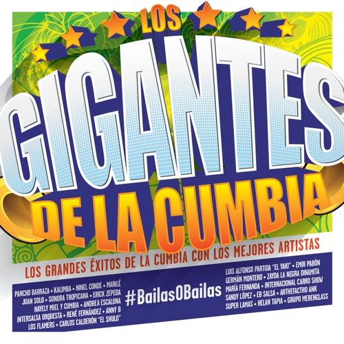 Los Gigantes De La Cumbia by Various Artists