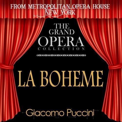 La Boheme (feat. Carlo Bergonzi,Mario Sereni,Laurel Hurley,Norman Scott,Clifford Harvout) von Licia Albanese