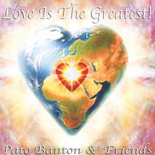 Love Is the Greatest! von Pato Banton