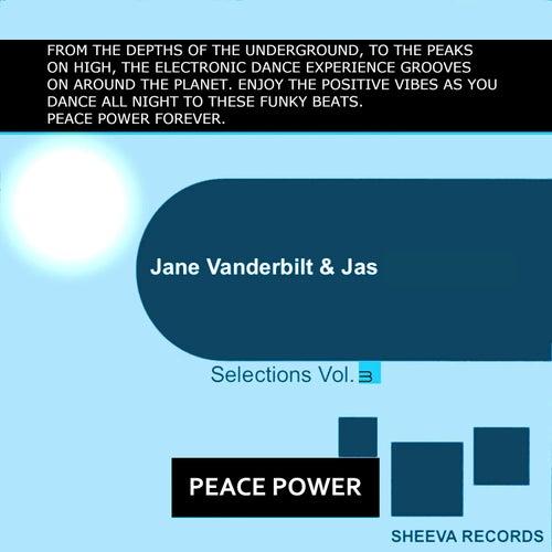 Peace Power Sheeva Selection, Vol. 3 de Various Artists