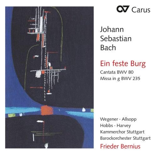 J.S. Bach: Ein feste Burg von Various Artists