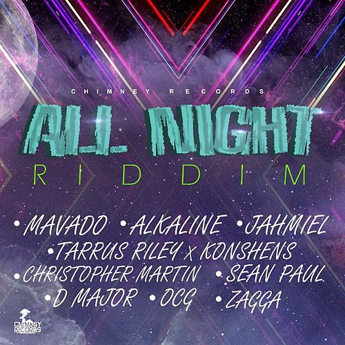 All Night Riddim - EP by Various Artists