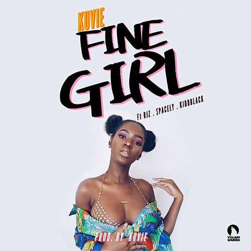 Fine Girl de Kuvie