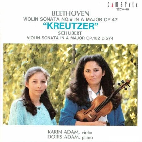 Violin Sonatas von Doris Adam Karin Adam
