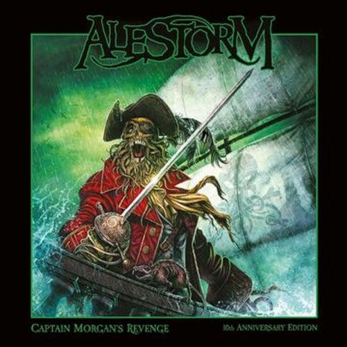 Captain Morgan`s Revenge van Alestorm