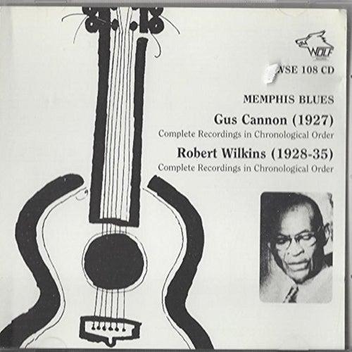 Memphis Blues: Robert Wilkins and Gus Cannon de Various Artists