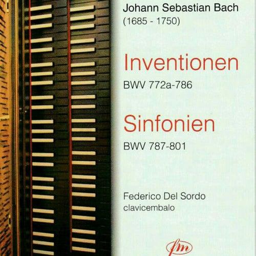 J. S. Bach: Inventionen und Sinfonien by Federico del Sordo