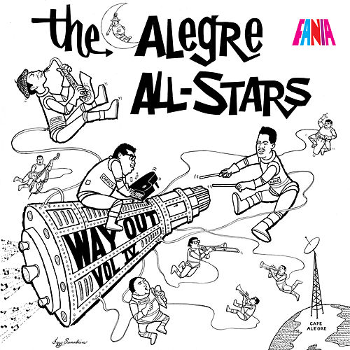 Way out, Vol. 4 de Alegre All Stars