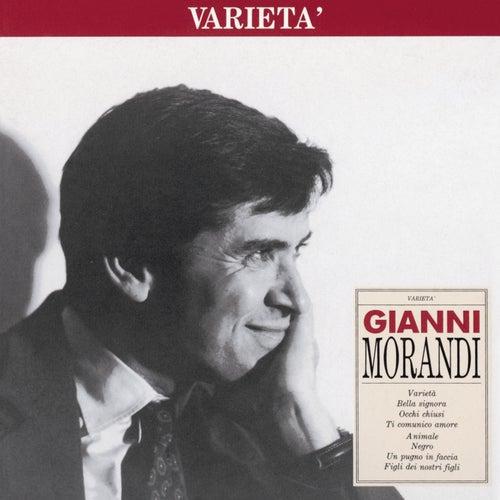 Varietà de Gianni Morandi