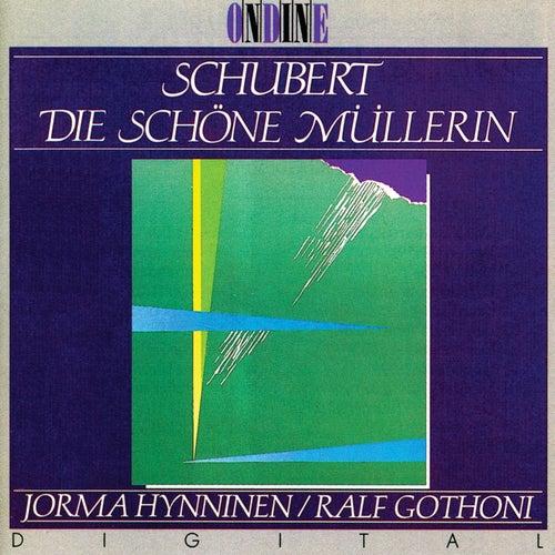 Schubert: Die Schöne Müllerin by Jorma Hynninen