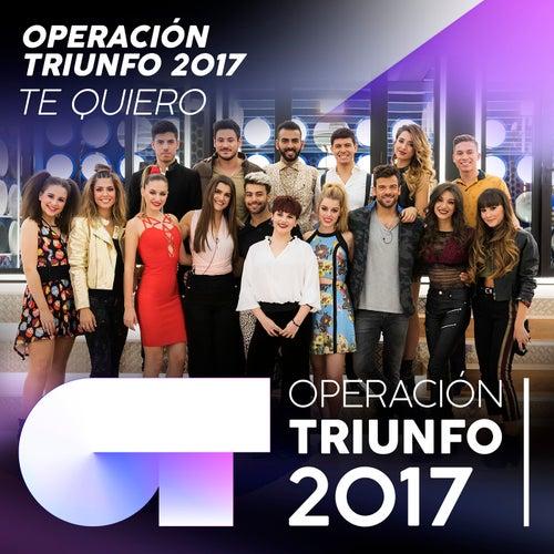 Te Quiero (Operación Triunfo 2017) von Operación Triunfo 2017