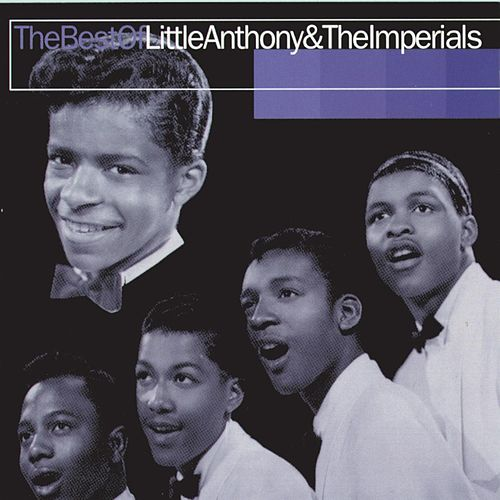 The Best Of Little Anthony & The Imperials fra Little Anthony and the Imperials