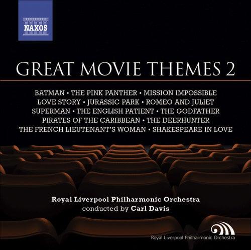 GREAT MOVIE THEMES 2 (Royal Liverpool Philharmonic, Carl Davis) von Carl Davis