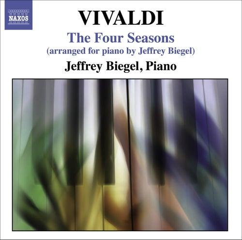 VIVALDI, A.: 4 Seasons (The) / Mandolin Concerto, RV 425 / Lute Concerto, RV 93 (arr. for piano) (Biegel) by Jeffrey Biegel