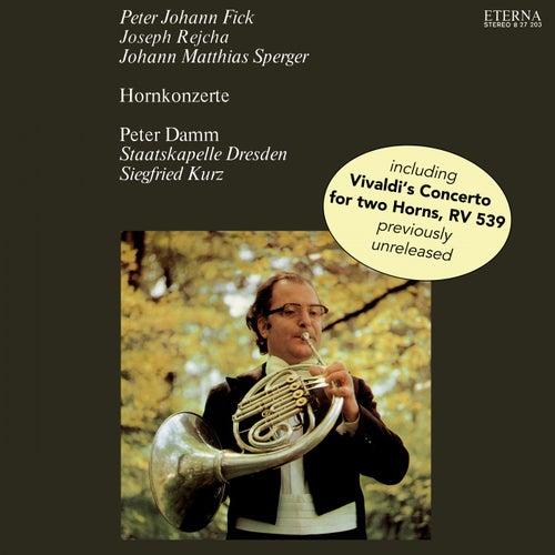 Hornkonzerte de Peter Damm