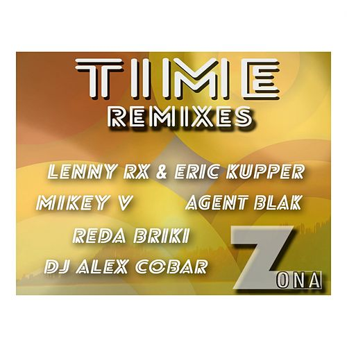 Time Remixes di Zona
