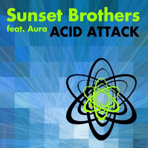 Acid Attack (feat. Aura) von Sunset Brothers