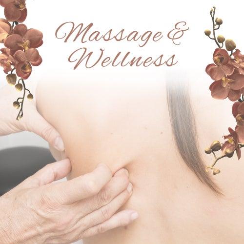 Massage & Wellness – Serenity Zen Spa, Stress Relief, Relaxing Melodies for Healing, Calm Down de Massage Tribe