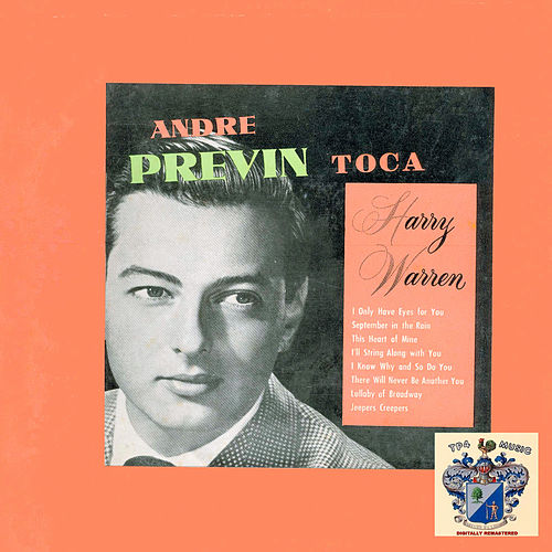 Toca Harry Warren de Andre Previn