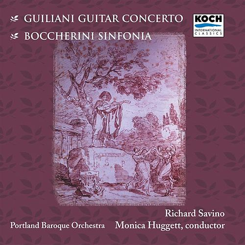 Boccherini: Sinfonia by Richard Savino