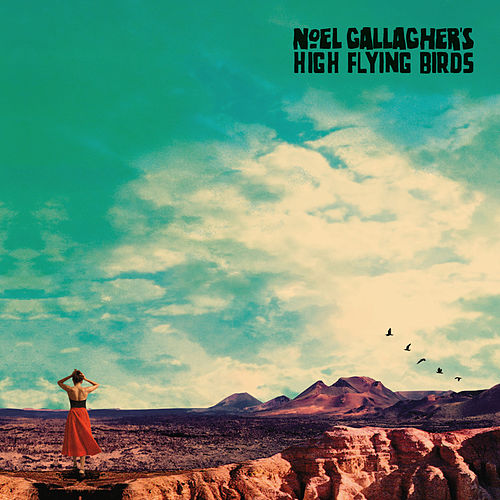 Who Built the Moon? von Noel Gallagher's High Flying Birds