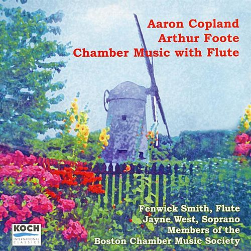 Copland: Threnodies I & Ii; 3 Pieces ,op. 31b; As It Fell Upon A Day*; Vocalise; Duo For Flute & Piano von Fenwick Smith