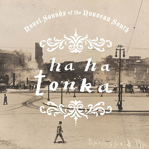Novel Sounds If The Nouveau South by Ha Ha Tonka
