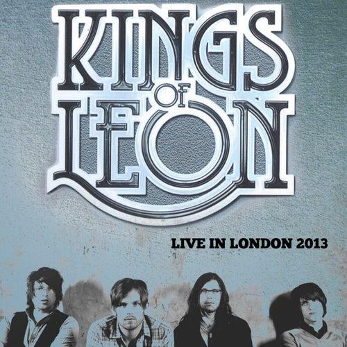 Live in London 2013 de Kings of Leon
