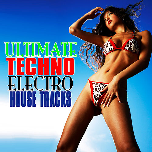 Ultimate Techno Electro House Tracks de Various Artists