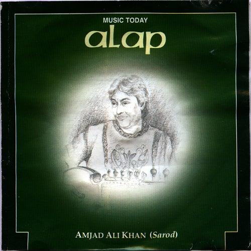 Alap - Amjad Ali Khan de Amjad Ali Khan