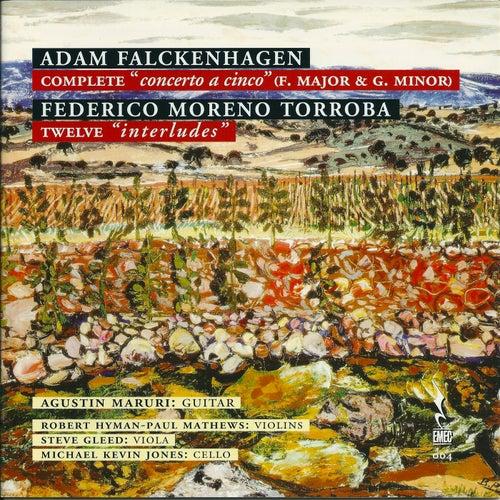 Adam Falkenhagen - Federico Moreno Torroba by Agustin Maruri