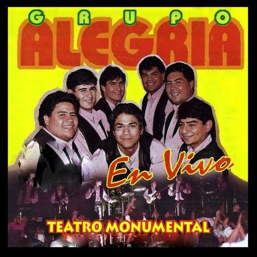 Teatro Monumental (En Vivo) de Grupo Alegria
