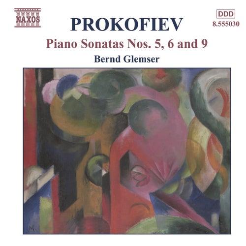 PROKOFIEV: Piano Sonatas Nos. 5, 6 and 9 by Sergey Prokofiev
