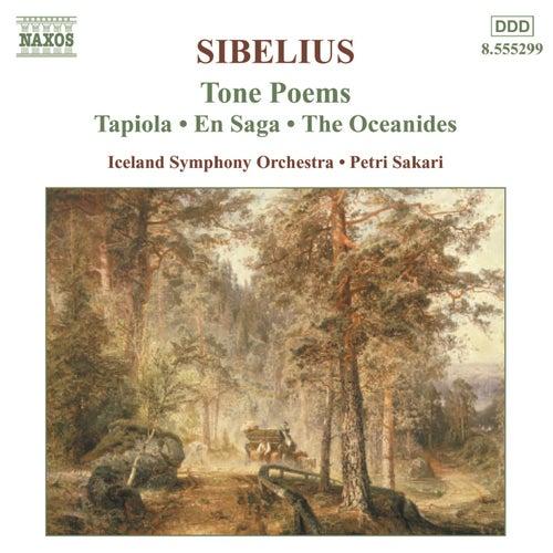 Sibelius: Tapiola / En Saga / Oceanides / Pohjola's Daughter von Jean Sibelius