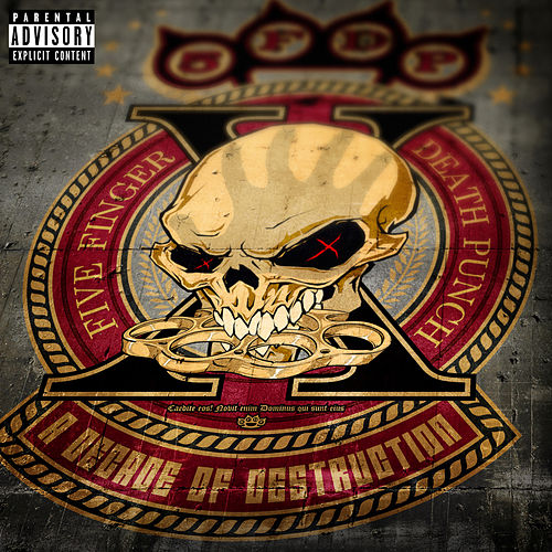 A Decade of Destruction de Five Finger Death Punch