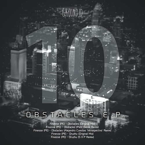 Obstacles - Single by Finesse
