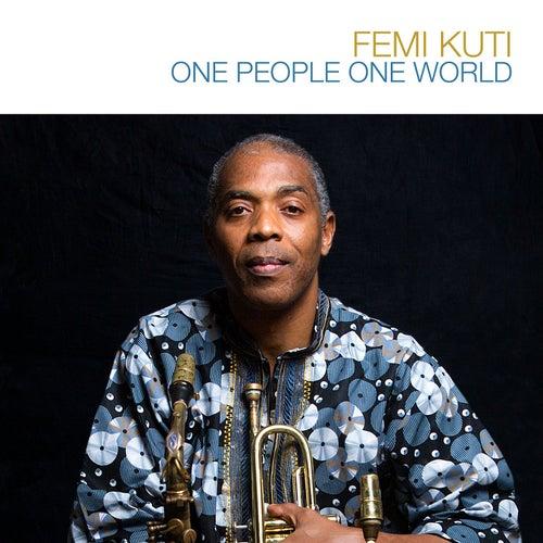 One People One World by Femi Kuti
