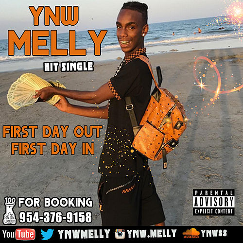 First Day Out. First Day In. van YNW Melly