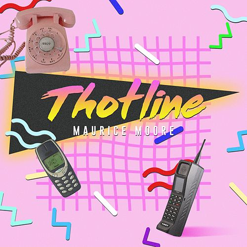 Thotline by Maurice Moore