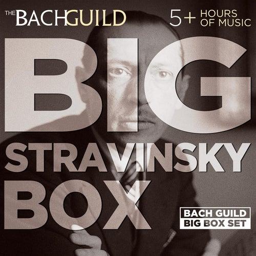 The Big Box of Stravinsky von Various Artists