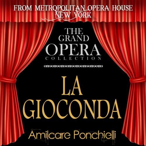 La Gioconda (feat. Gianni Poggi,Nell Rankin,Cesare Siepi) von Zinka Milanov