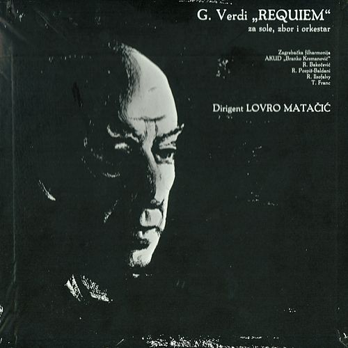G. Verdi: Requiem' Za Sole, Zbor I Orkestar by Giuseppe Verdi