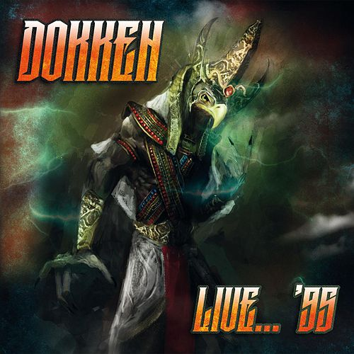 Live... '95 + bonus tracks de Dokken